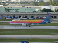 6Y-JMI @ KFLL - Departing on rw27R - by ghans