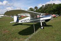 N72572 @ LAL - Cessna 120
