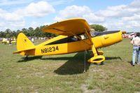 N81234 @ LAL - Fairchild 24R-46