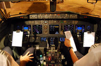 OE-LNK @ LTAI - Lauda Air Boeing 737-800 Freddie Mercury during boarding for the flight back to Vienna - by Hannes Tenkrat