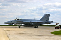 165666 @ CID - Arriving PS Air - by Glenn E. Chatfield