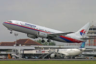 9M-MMF @ WADD - Malaysian Airlines - by Lutomo Edy Permono