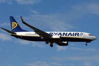 EI-DYX @ EGBB - Ryanair B737 at Birmingham
