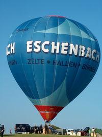 D-OELK @ WARS - Eschenbach Zelte - by ghans