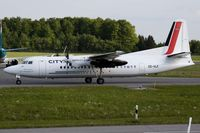 OO-VLF @ ELLX - taxying to the active