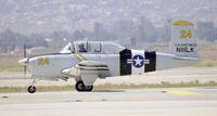 N111LK @ KRIV - March Field Airfest 2010 - by Todd Royer