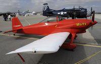 N126KP @ KRIV - March Field Airfest 2010