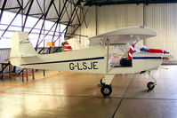 G-LSJE photo, click to enlarge