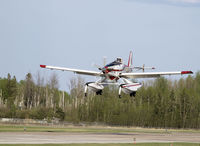 C-FDHL @ CYZH - Slave Lake Air Tanker Base - by William Heather