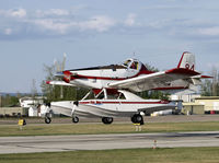 C-FDHN @ CYZH - Slave Lake Fire Base - by William Heather