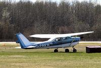 C-FRVW @ CYZH - Slave Lake Airport - by William Heather