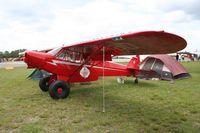 N7149D @ LAL - Piper PA-18
