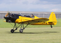 G-RLWG @ EGBR - Privately operated. Breighton. - by vickersfour