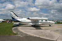 C-GUKP @ LAL - Mitsubishi MU-2 - by Florida Metal
