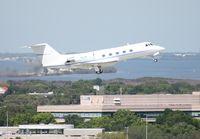 N6JW @ TPA - Gulfstream II