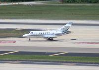 N39H @ TPA - Hawker 800XP