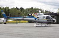 SE-HJG @ ESKK - Maintenance at Aeroservice AB - by Krister Karlsmoen