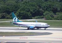N307AT @ TPA - Air Tran 737-700