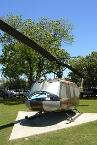 66-0932 @ NFW - Displayed at the front gate - NASJRB Fort Worth - by Zane Adams