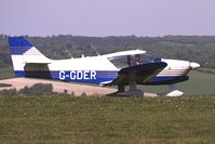 G-CDER @ EGHA - at Compton Abbas on 2010 French Connection Fly-In Day