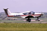 G-ENNI @ EGHA - 1987 Avions Pierre Robin PIERRE ROBIN R3000/180 at Compton Abbas on 2010 French Connection Fly-In Day