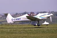 G-CWMT @ EGHA - 2005 Jones J MCR-01 at Compton Abbas on 2010 French Connection Fly-In Day