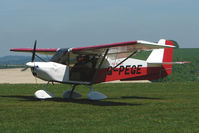 G-PEGE @ EGHA - 2006 Hughes An SKYRANGER 912(2 at Compton Abbas on 2010 French Connection Fly-In Day