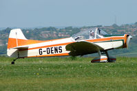 G-DENS @ EGHA - 1963 Binder-aviatik Gmbh CP301S, at Compton Abbas on 2010 French Connection Fly-In Day