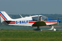 G-BALF @ EGHA - at Compton Abbas on 2010 French Connection Fly-In Day