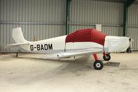 G-BADM @ EGHA - 1994 Wordsworth K And Harris M DRUINE D.62B CONDOR, at Compton Abbas base