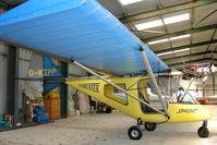 G-KIPP @ EGHA - 2003 Thruster Air Services Ltd THRUSTER T600N 450 at Compton Abbas base