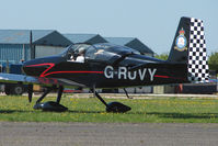 G-RUVY @ EGHS - 2004 Taylor Rd VANS RV-9A at Henstridge Airfield