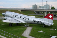 HB-IRN @ EDDM - Preserved - by N-A-S