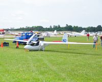 N112PW @ SFQ - Virginia Regional Fly-In at Suffolk - by John W. Thomas