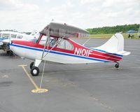 N101F @ SFQ - Virginia Regional Fly-In at Suffolk - by John W. Thomas