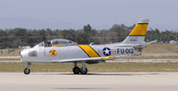 N186AM @ KRIV - March Field Airfest 2010 - by Todd Royer