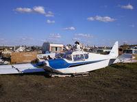 CF-SUF - Went for resale. Villeneuve airport - by dave_scott