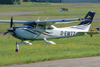 D-EWTT @ EGTE - German Cessna at Exeter