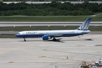 N501UA @ TPA - United 757-200