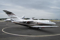 N535DL @ KCCR - 2007 Cessna 525B @ Buchanan Field from KMSN (Dane County Regional) - by Steve Nation