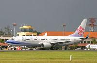 B-18612 @ WADD - China Airlines - by Lutomo Edy Permono
