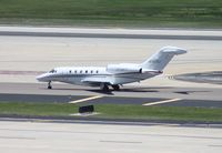 N757XJ @ TPA - Citation X