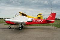 D-EOCK @ LHSZ - Szentes Airfield. - by Attila Groszvald-Groszi