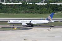 N14107 @ TPA - Continental 757-200 - by Florida Metal