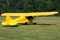 N1939C @ OH36 - At the Zanesville Riverside breakfast fly-in. - by Bob Simmermon