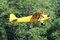 N6234H @ OH36 - Young Eagle rides at the Zanesville Riverside EAA breakfast fly-in. - by Bob Simmermon