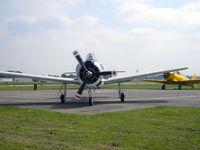 N377WW @ EBAW - Stampe Fly In , May 2010 , Deurne - by Henk Geerlings