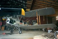 N4808 @ N57 - DeHavilland D.H.82A Tiger Moth at the Colonial Flying Corps Museum, Toughkenamon PA