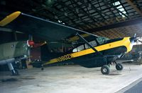 N9802X @ N57 - Cessna 185 at the Colonial Flying Corps Museum, Toughkenamon PA