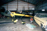 N1160D @ N57 - Cessna 140 at the Colonial Flying Corps Museum, Toughkenamon PA